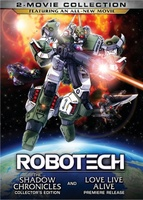 Robotech: The Shadow Chronicles movie poster (2006) picture MOV_b57633b3
