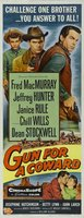 Gun for a Coward movie poster (1957) picture MOV_b576f140