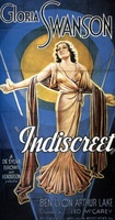 Indiscreet movie poster (1931) picture MOV_b579ebf6