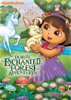Dora's Enchanted Forest Adventures movie poster (2011) picture MOV_b57a4848