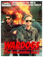 War Dog movie poster (1987) picture MOV_b57bc64c
