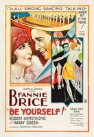 Be Yourself! movie poster (1930) picture MOV_b5848517