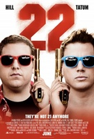 22 Jump Street movie poster (2014) picture MOV_b5855164