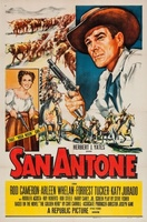 San Antone movie poster (1953) picture MOV_b58c80ed