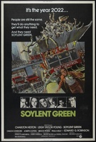 Soylent Green movie poster (1973) picture MOV_b58d28fa
