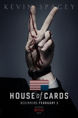 House of Cards movie poster (2013) poster MOV_b5927a1b
