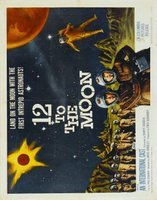 12 to the Moon movie poster (1960) picture MOV_b5951820