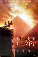 The Prince of Egypt movie poster (1998) picture MOV_540396ff