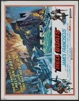Hell Boats movie poster (1970) picture MOV_b596b087