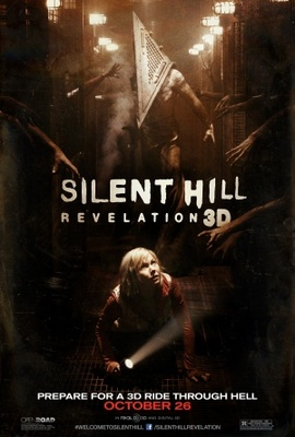 Silent Hill: Revelation 3D movie poster (2012) poster MOV_b59b4510