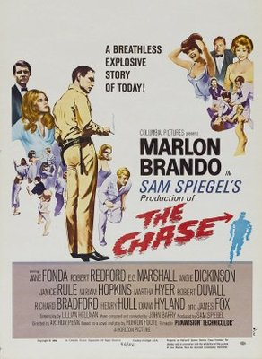 The Chase movie poster (1966) poster MOV_b5a39f2a