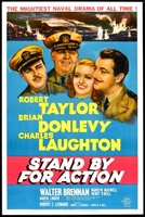 Stand by for Action movie poster (1942) picture MOV_b5a6623f