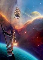 Treasure Planet movie poster (2002) picture MOV_b5aa16ad