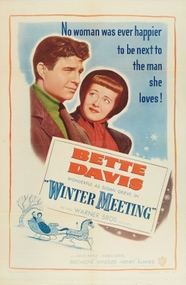 Winter Meeting movie poster (1948) poster MOV_b5abd3a1