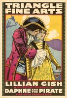 Daphne and the Pirate movie poster (1916) picture MOV_b5b4ead2