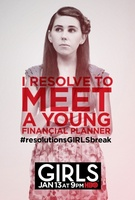 Girls movie poster (2012) picture MOV_b5b5b7df