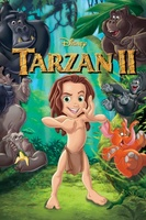 Tarzan 2 movie poster (2005) picture MOV_b5bd5013