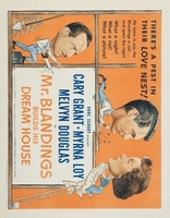 Mr. Blandings Builds His Dream House movie poster (1948) picture MOV_3ed9f528
