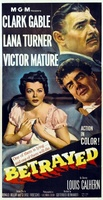 Betrayed movie poster (1954) picture MOV_b5c34748