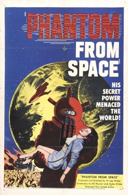 Phantom from Space movie poster (1953) poster MOV_b5cd8fb5