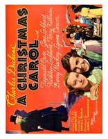 A Christmas Carol movie poster (1938) picture MOV_b5ce59c7