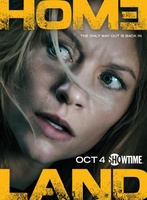 Homeland movie poster (2011) picture MOV_b5cf4578