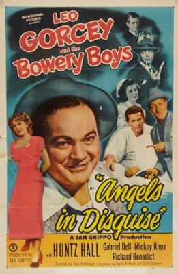 Angels in Disguise movie poster (1949) poster MOV_b5d06435