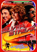 Silver Streak movie poster (1976) picture MOV_b5d3cb7c