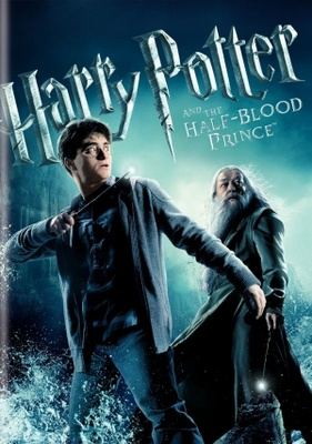 Harry Potter and the Half-Blood Prince movie poster (2009) poster MOV_b5d58fa9