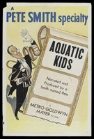 A Pete Smith Specialty: Aquatic Kids movie poster (1953) picture MOV_b5d8525f