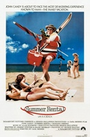 Summer Rental movie poster (1985) picture MOV_b5dd86ef