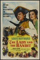 The Lady and the Bandit movie poster (1951) picture MOV_b5e678c0
