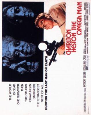 The Omega Man movie poster (1971) poster MOV_b5e81cc8