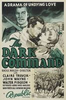Dark Command movie poster (1940) picture MOV_0f68b913
