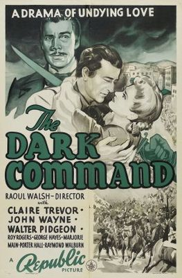 Dark Command movie poster (1940) poster MOV_b5ec74f4