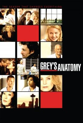 Grey's Anatomy movie poster (2005) poster MOV_b6037bfe