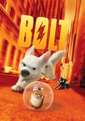 Bolt movie poster (2008) poster MOV_b609aa4f
