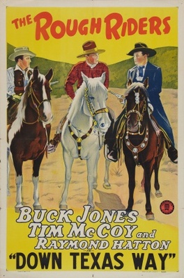 Down Texas Way movie poster (1942) poster MOV_b60e60c1