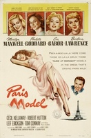 Paris Model movie poster (1953) picture MOV_b60ebe29