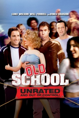 Old School movie poster (2003) poster MOV_b614d7f2