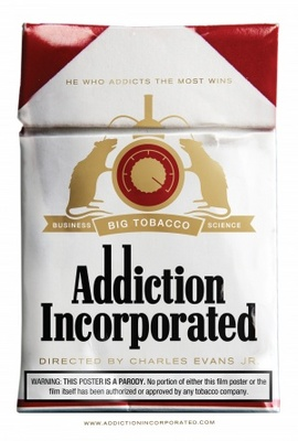 Addiction Incorporated movie poster (2011) poster MOV_b61891f1