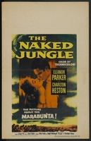 The Naked Jungle movie poster (1954) picture MOV_b618f5e2