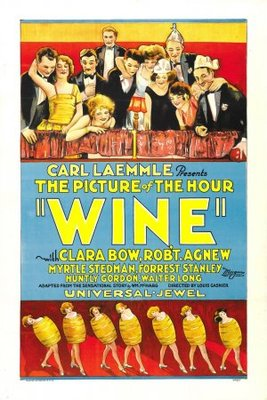 Wine movie poster (1924) poster MOV_b622bef5