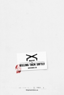 Killing Them Softly movie poster (2012) poster MOV_b625b999