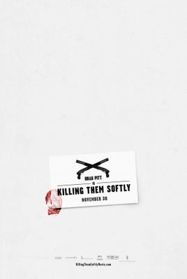 Killing Them Softly movie poster (2012) poster MOV_b625b999