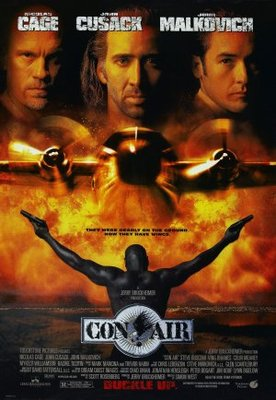 Con Air movie poster (1997) poster MOV_b62d00bf