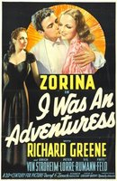I Was an Adventuress movie poster (1940) picture MOV_b62db29a