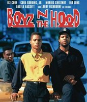 Boyz N The Hood movie poster (1991) picture MOV_146f67a4