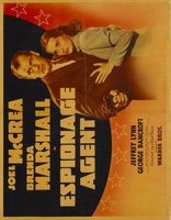 Espionage Agent movie poster (1939) picture MOV_b631e607