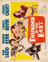Thunder in the East movie poster (1952) picture MOV_b633b6e5